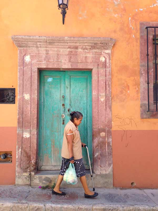travel photography, colorful Mexico