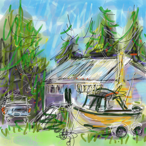 house-with-boat-trailer